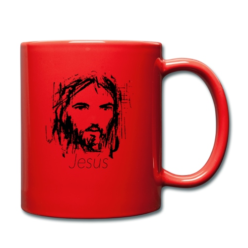 Jesus - Taza de un color