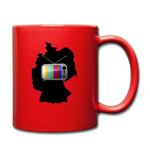 iLutix Deutschland Merch - Tasse einfarbig