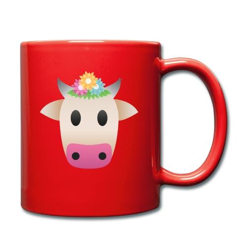 Emuhji Blüemli - Tasse einfarbig