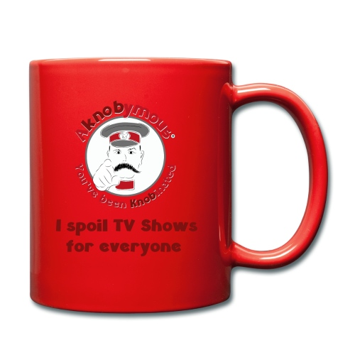 Knobination - TV Show Spoiler - Full Colour Mug