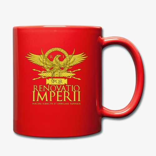 Emblema Renovatio Imperii - Tazza monocolore