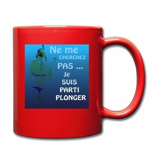Parti Plonger - Mug uni