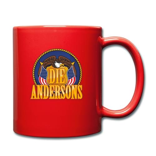 Die Andersons - Merchandise - Tasse einfarbig