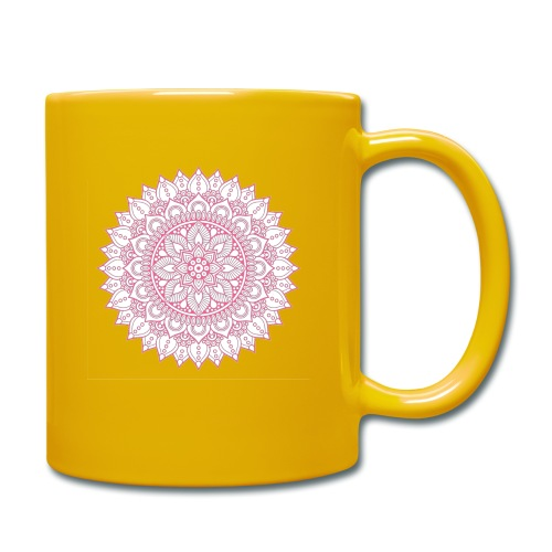 Mandala - Full Colour Mug