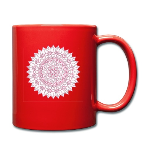 Mandala - Full Colour Mug