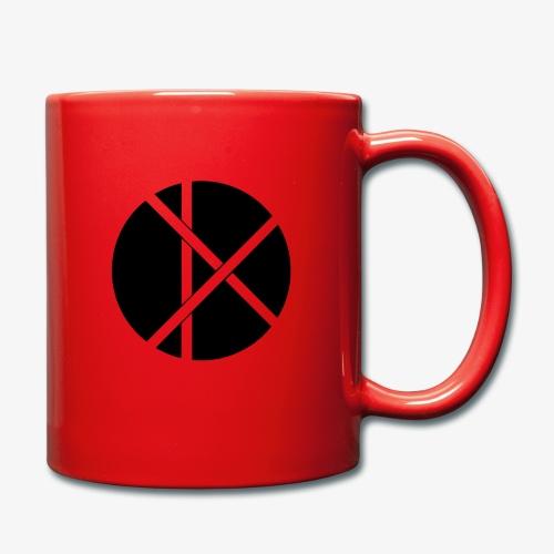 Don Logo - musta - Yksivärinen muki