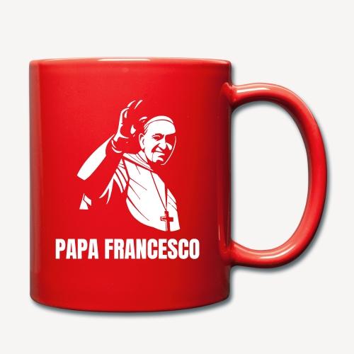 BECHER - PAPA FRANCESCO - Tasse einfarbig