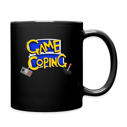 Game Coping Logo - Full Colour Mug