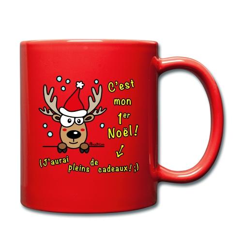 Renne - C'est mon Premier Noël - Cadeaux Drôles - Mug uni