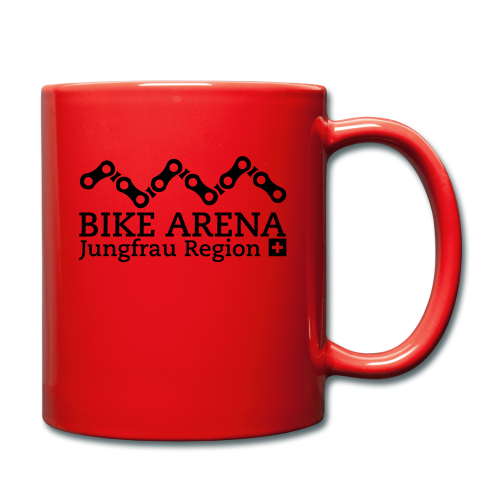 Bike Arena Black Rider - Tasse einfarbig