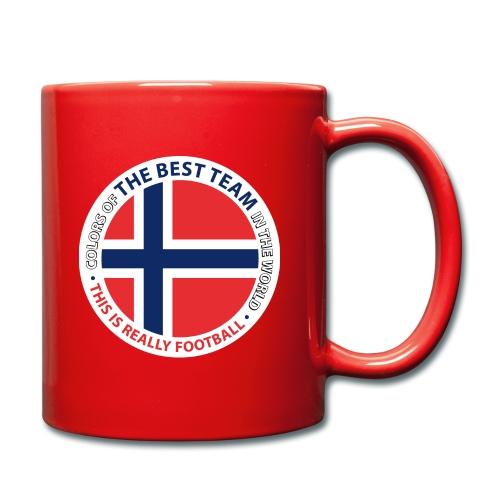 Norway Best Football Team - Full Colour Mug