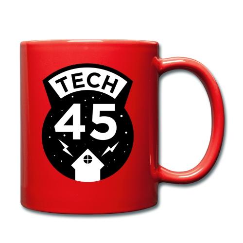 Tech45 logo - Mok uni