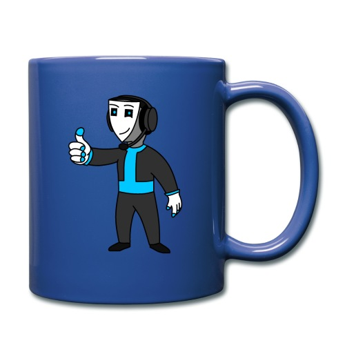 Vault-Troop Try - Full Colour Mug