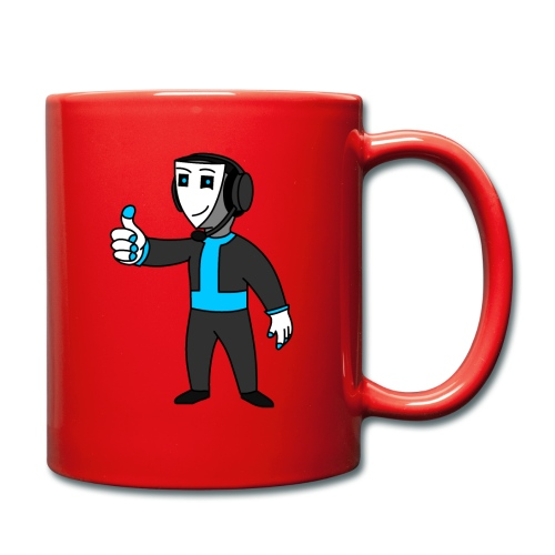 Vault-Troop Try - Full Colour Mug