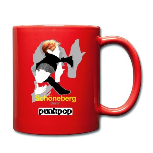 Schöneberg Punkpop - Tazza monocolore