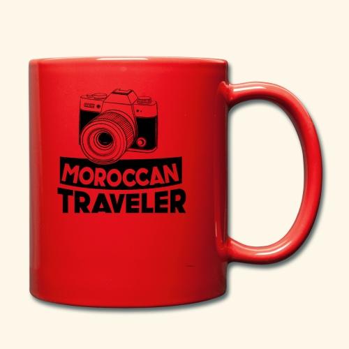 Moroccan Traveler - Mug uni