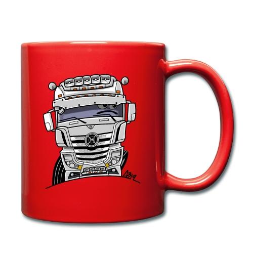 0807 M truck wit - Mok uni