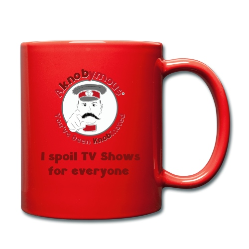 Knobination - TV Show Spoiler - Full Colour Mug