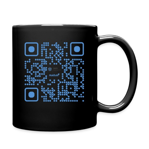QR Maidsafe.net - Full Colour Mug