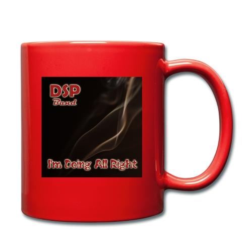 DSP band - All Right - Full Colour Mug