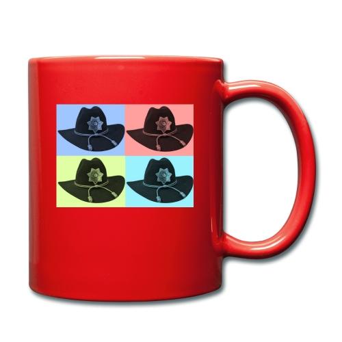 cuatro rick - Taza de un color