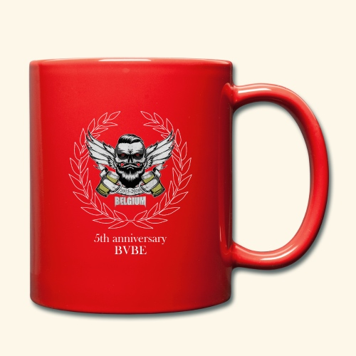 BVBE 5Y shirt 1 - Full Colour Mug