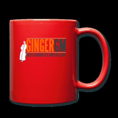 Ginger GM Logo - Full Colour Mug