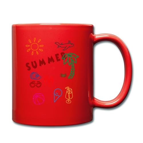 Summer - Yksivärinen muki