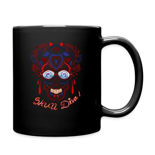 Skull Tattoo Art - Full Colour Mug