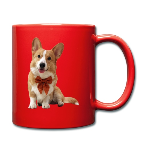 Bowtie Topi - Full Colour Mug