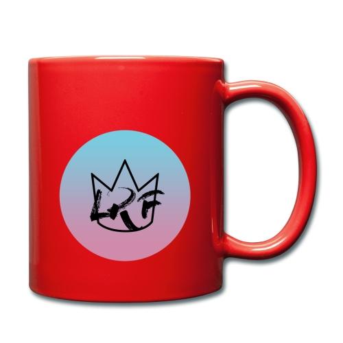 logo lrf rond black casquette - Mug uni