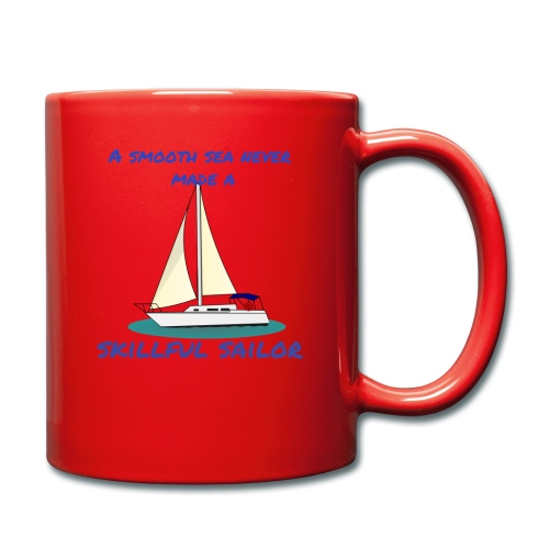 Skillful Sailor - Tasse einfarbig