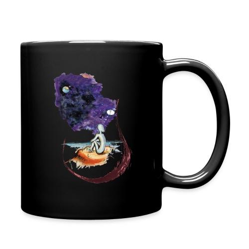 Extraterrestre en contemplation - Mug uni