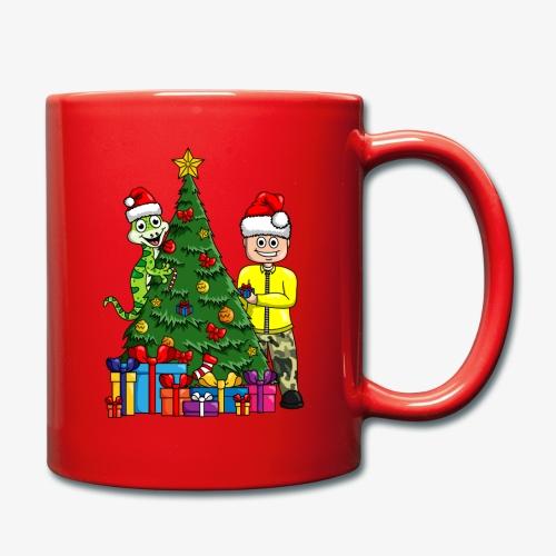 Tomu Julspecial - Enfärgad mugg