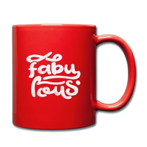 Fabulous - Enfärgad mugg