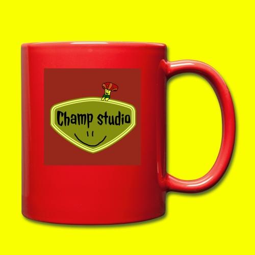 logo champ studio - Mug uni