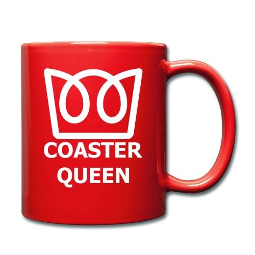 Coaster Queen - Full Colour Mug