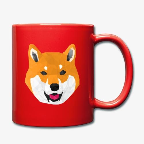 Shiba Dog - Full Colour Mug