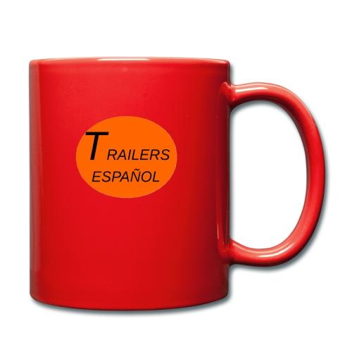 Trailers Español I - Taza de un color