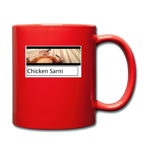 chicken sarni - Full Colour Mug