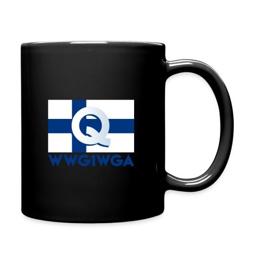 Suomi WWG1WGA - Yksivärinen muki