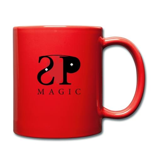 Mein Logo - Tasse einfarbig