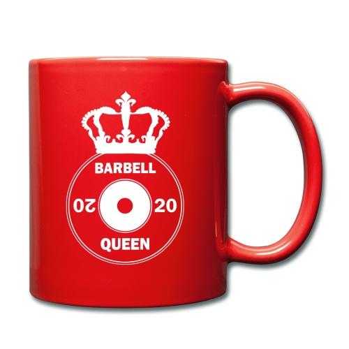 The Barbell Queen - Full Colour Mug