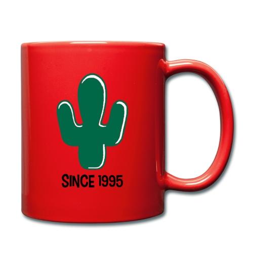 Kaktus - Tasse einfarbig