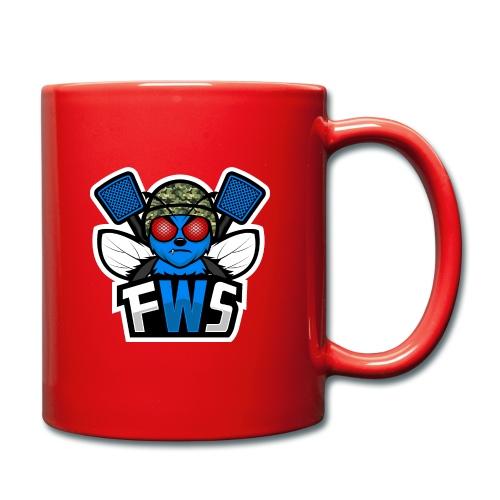 FWS Logo - Yksivärinen muki