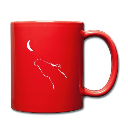Vorschau: moon horse - Tasse einfarbig