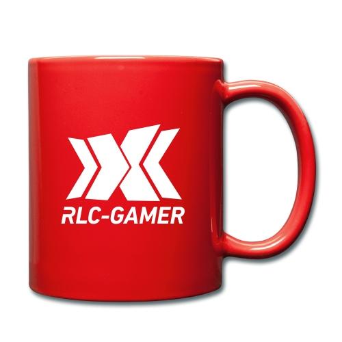 RLC GAMER - Tasse einfarbig