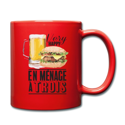 Ménage à trois - Mug uni