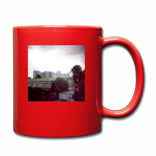 Original Artist design * Blocks - Full Colour Mug
