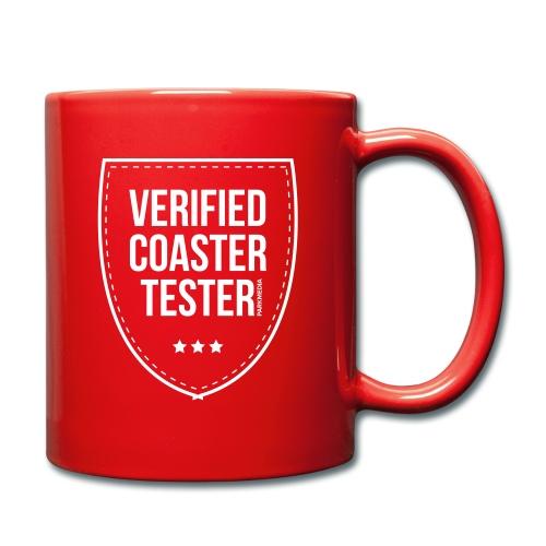 Badge CoasterTester vérifié - Mug uni